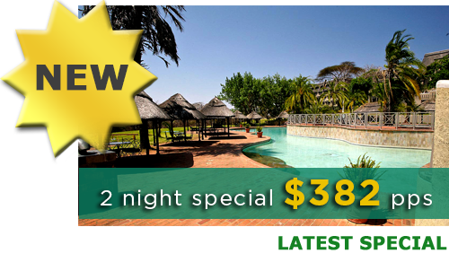 Elephant Hills Hotel Latest Specials